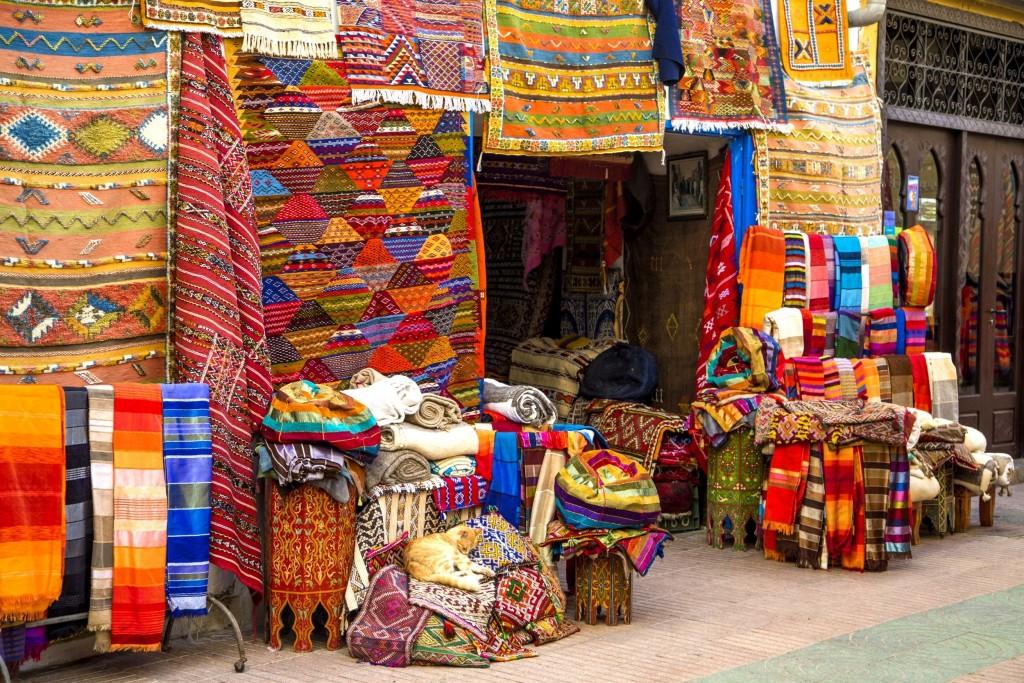 Městská tržnice v Agadiru