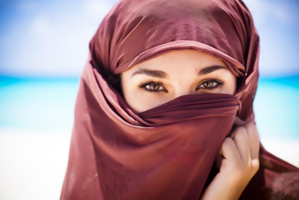Mladá Maročanka
