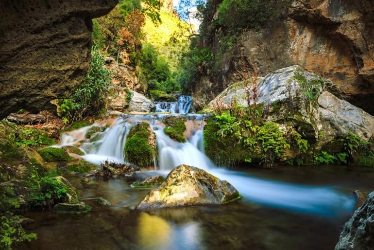 Národní park Talassemtane