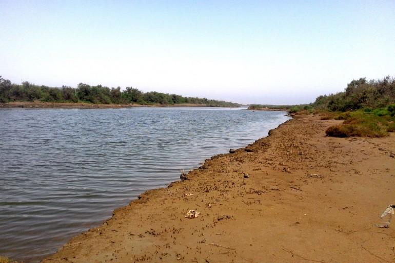 Přírodní rezervace Oued Massa