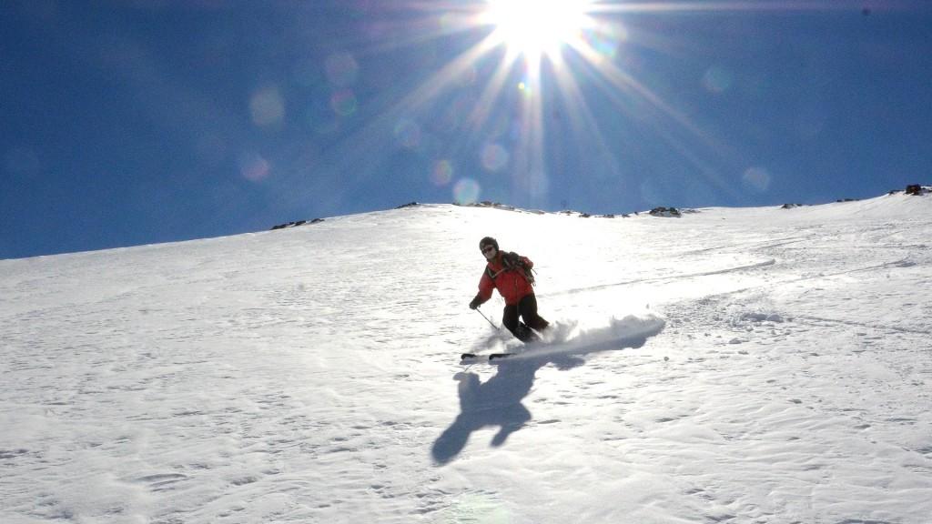 Oukaimeden - lyžování v Maroku