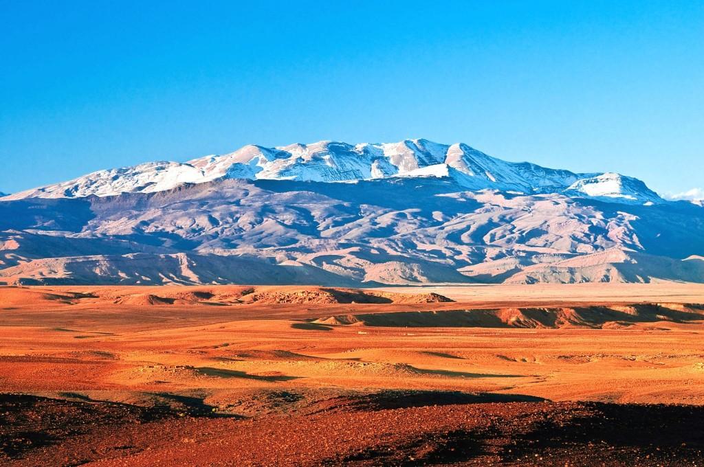 Pohoří Vysoký Atlas