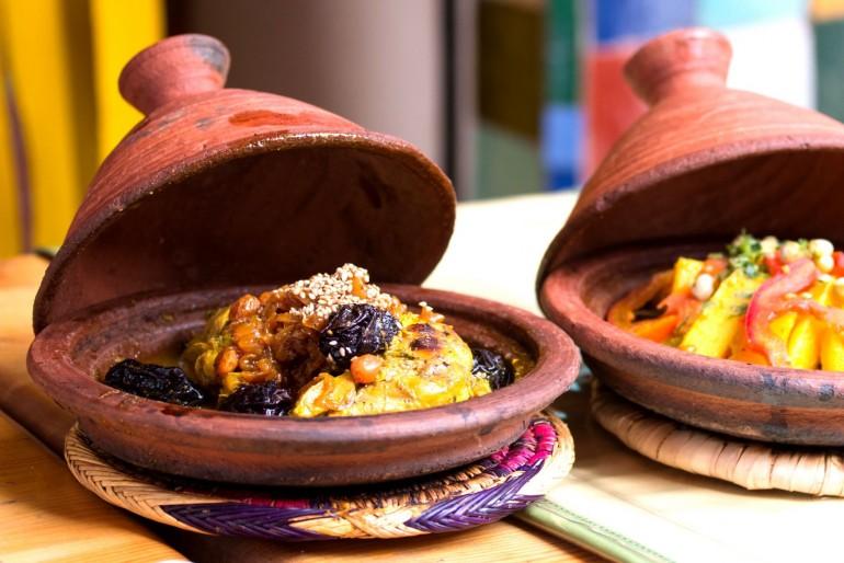 Marocká kuchyně a tradiční jídla Maroka