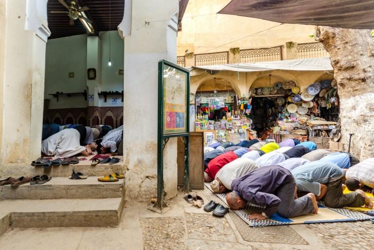 Náboženství v Maroku
