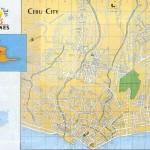 Mapa Cebu City