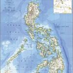 Mapa Filipín