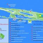 Mapa Isla Mujeres