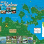 Mapa Puerto Galera (Mindoro)