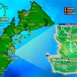 Mapa Puerto Princesa (Palawan)