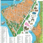 Mapa Zanzibar City