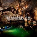 Podzemní řeka u Puerto Princesa