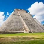Adivino (Pyramida kouzelníka) města Uxmal
