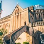 Anglikánská katedrála v Zanzibar town