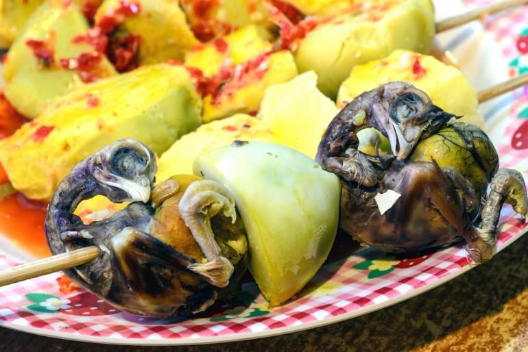 Filipínská kuchyně, tradiční jídla