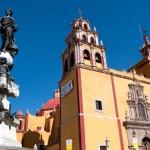 Basílica de Nuestra Seňora de Guanajuato