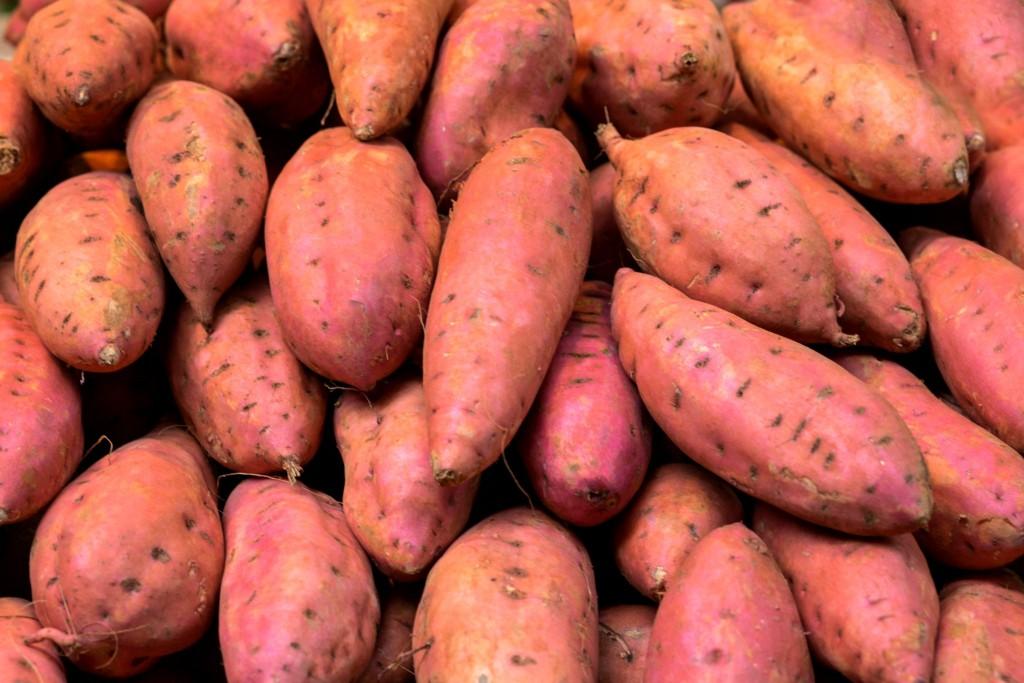 Batáty - sladké brambory