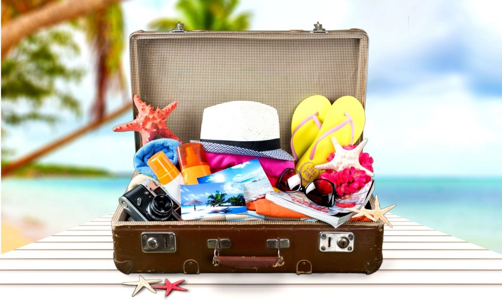 Co si sbalit do kufru na dovolenou