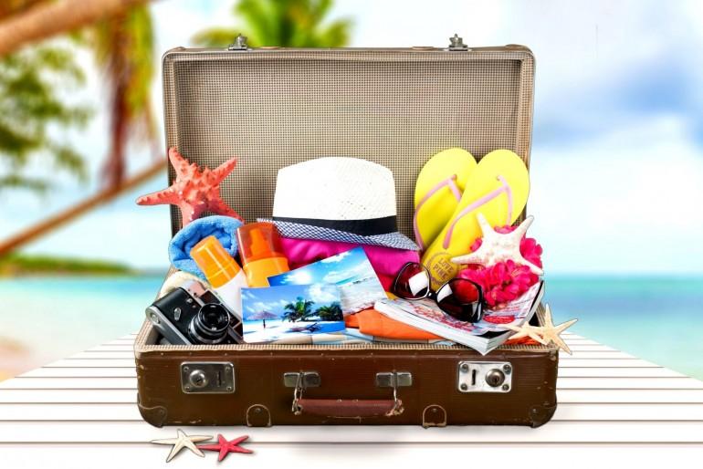 Co si sbalit do kufru na dovolenou?