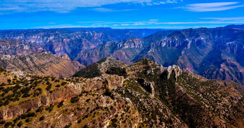 Copper Canyon (Barranca del Cobre)