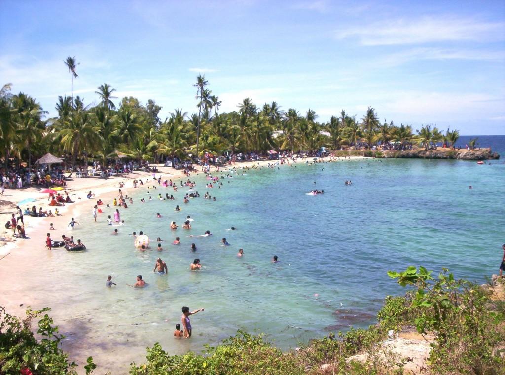Coral reef na ostrově Mactan