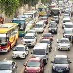 Doprava v Manile bývá hustá