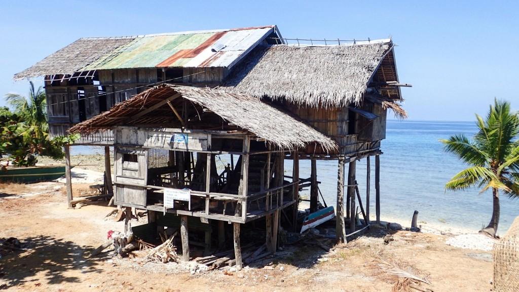 Dům Cang-Isok na ostrově Siquijor