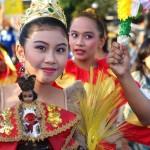 Festival Sinulog na ostrově Cebu