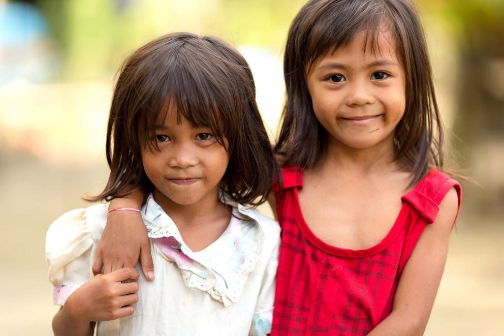 Filipínské děti