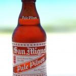Filipínské pivo San Miguel