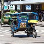 Filipínský tricykl