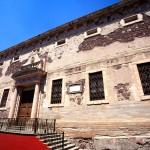 Historická budova Alhóndiga de Granaditas
