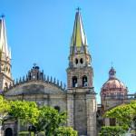 Katedrála města Guadalajara
