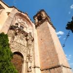 Kostel La Valenciana