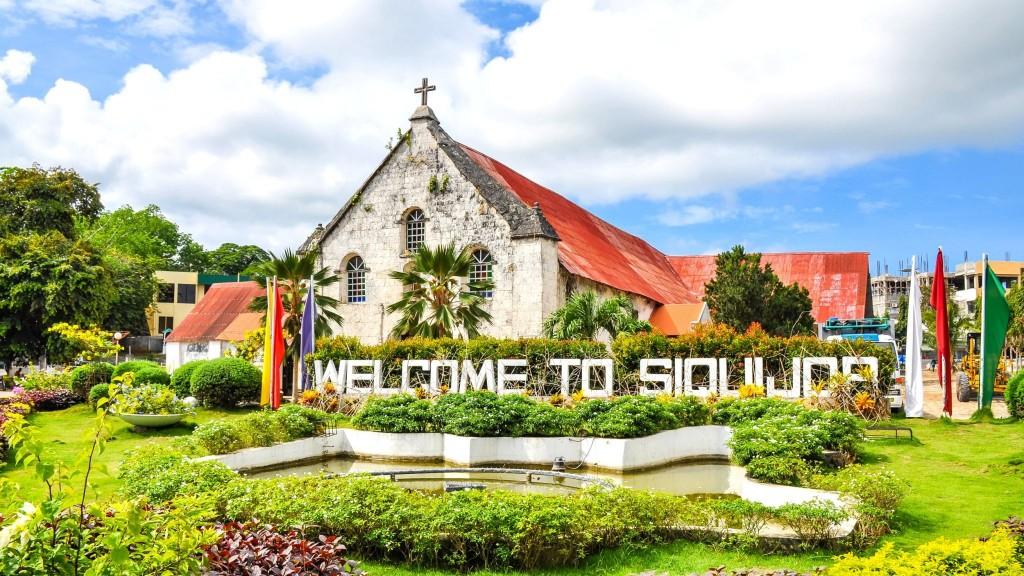 Kostel sv. Františka z Assisi na ostrově Siquijor