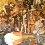 Kovertování Aztéků ke křesťanství