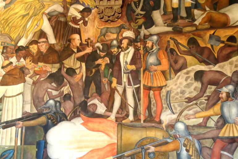 Historie Mexika