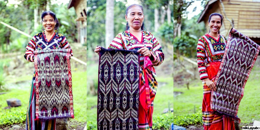 Lidé kmene Tboli