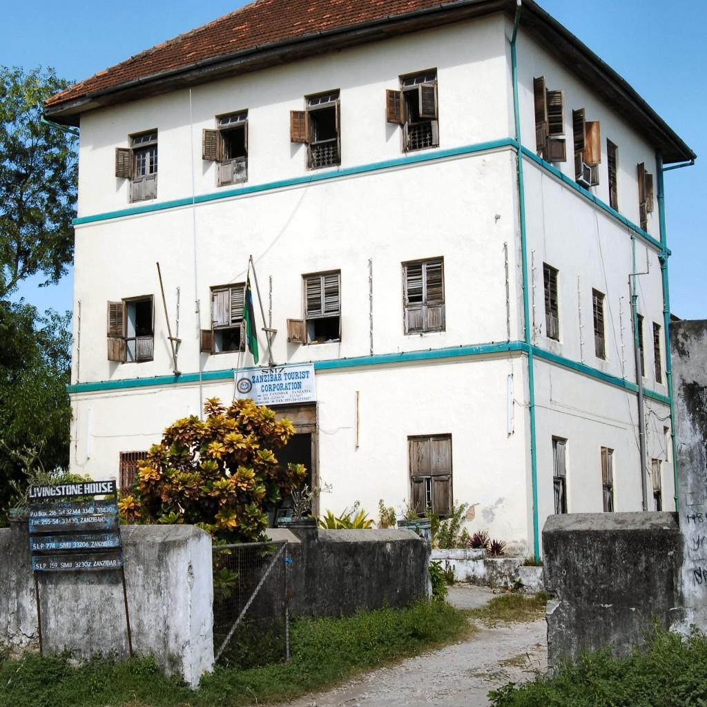 Livingstonův dům