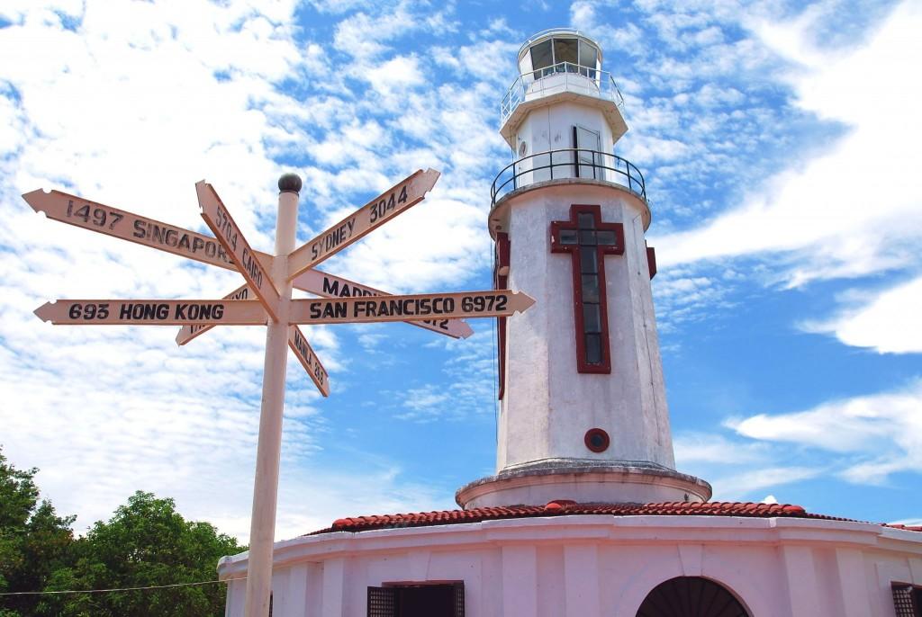 Maják na ostrově Corregidor