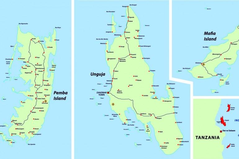 Základní informace o Zanzibaru