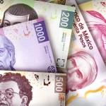 Mexická měna (peso)