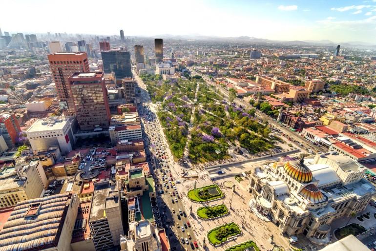 Mexico City (Ciudad de México)