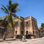 Ománská pevnost - Ngome Kongwe