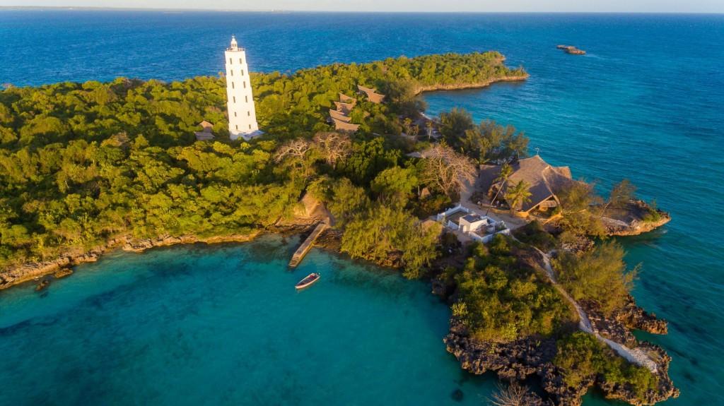 Ostrov Chumbe