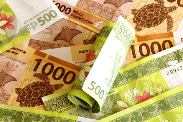 Ceny ve Francouzské Polynésii, měna