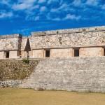 Palác guvernéra v Uxmalu