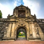 Pevnost Santiago v Manile