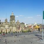 Plaza de la Constitución v Mexico City