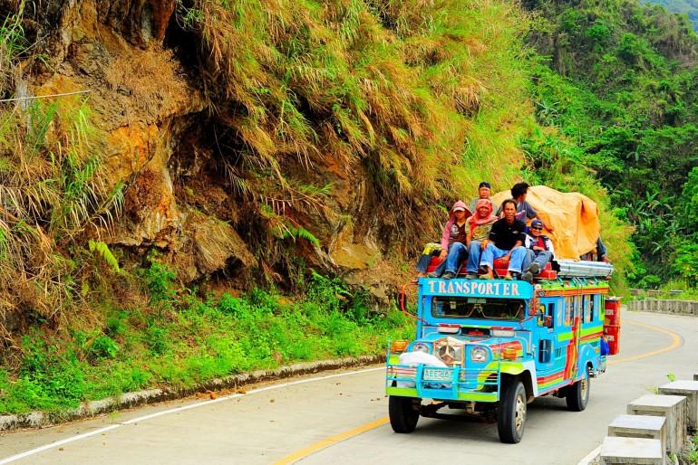 Doprava na Filipínách