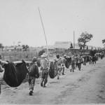 Pochod smrti amerických vojáků z Baatanu za japonské nadvlády